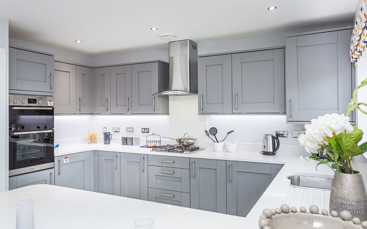 Nice - Lanzet Interiors - Contract KItchens for the Trade
